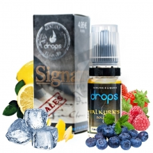 SALT DROPS VALKYRIE´S BOUNTY  10ml  20MG