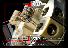 JD COILS MODELO VIP CLUB