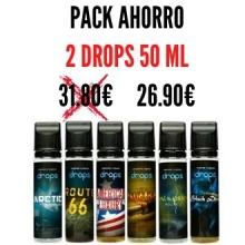 PACK AHORRO - DROPS 2 X 50 ML