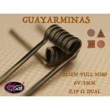 Lady Coils GUAYARMINA - ALIEN 0.19 / 0.38