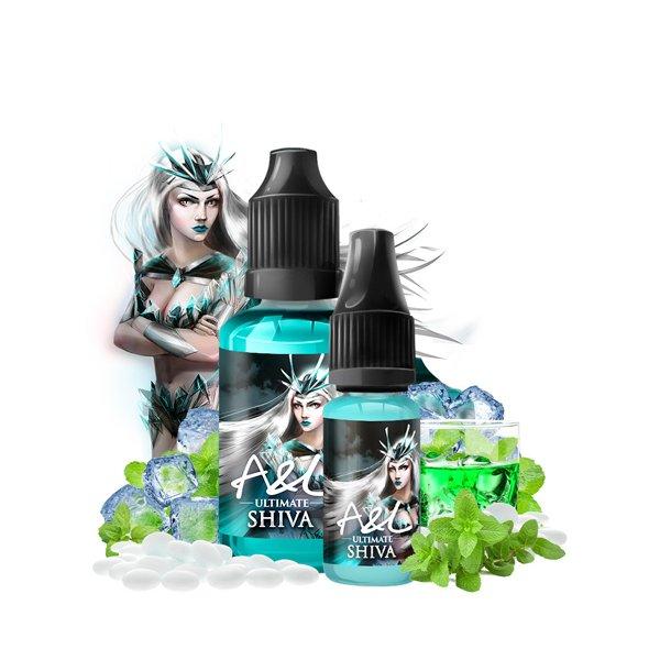 Aroma A&L  SHIVA 30 ml Green Edition