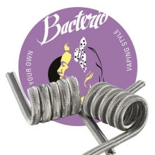 BACTERIO Coils MAD F*CKING SINGLE COIL 0.26 (pack 2)