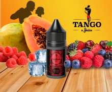 Líquido TANGO ejuice MILONGA EN ROJO 20 ml