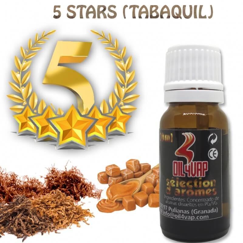 Aroma Oil4vap T. RUBIO 5 STARS