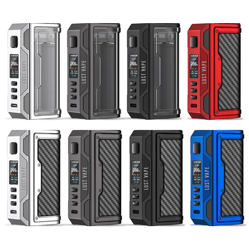 Lost Vape mod THELEMA QUEST 200W