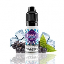 Dinner Lady SALT Blackcurrant Ice 10 ml