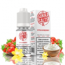 Sukka Salts Strawberry 10ml 20MG