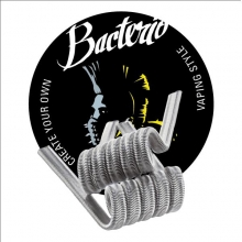 BACTERIO STEEL Alien Triple Nucleo 0,07ohm