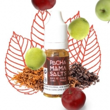 PACHAMAMA SALTS APPLE TOBACCO 10ml
