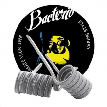 Bacterio Coils Speed Alien Triple Nucleo 0.11 Ohm