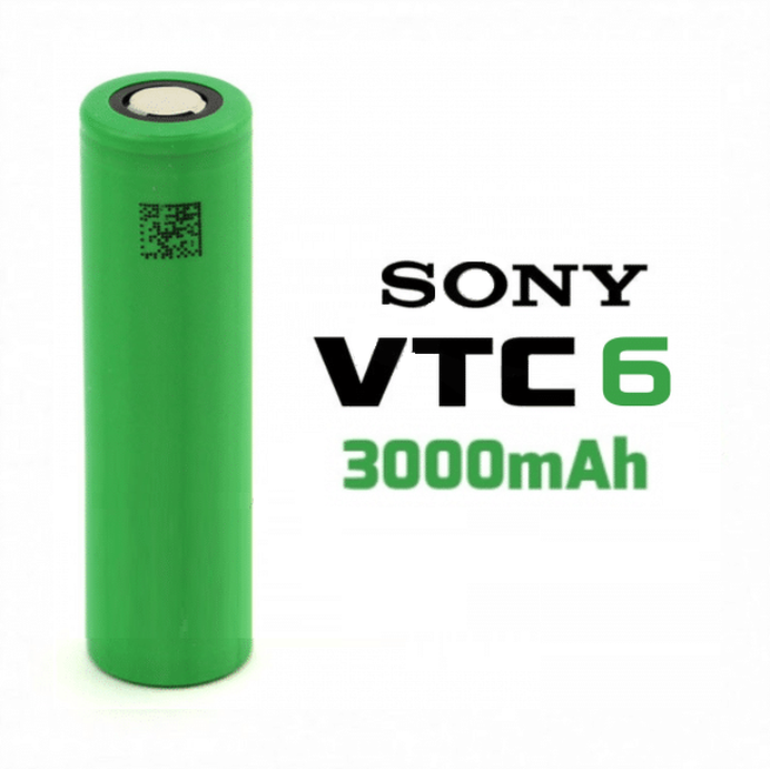 Batería Sony VTC6 18650 3000 mAh 30 A