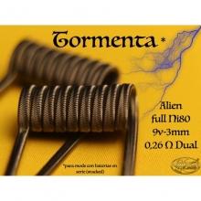 LADY COILS TORMENTA  ALIEN +-0,27/0,52 ohms