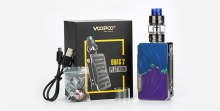KIT Voopo DRAG 2 + UFORCE T2 PLATINUM EDITION