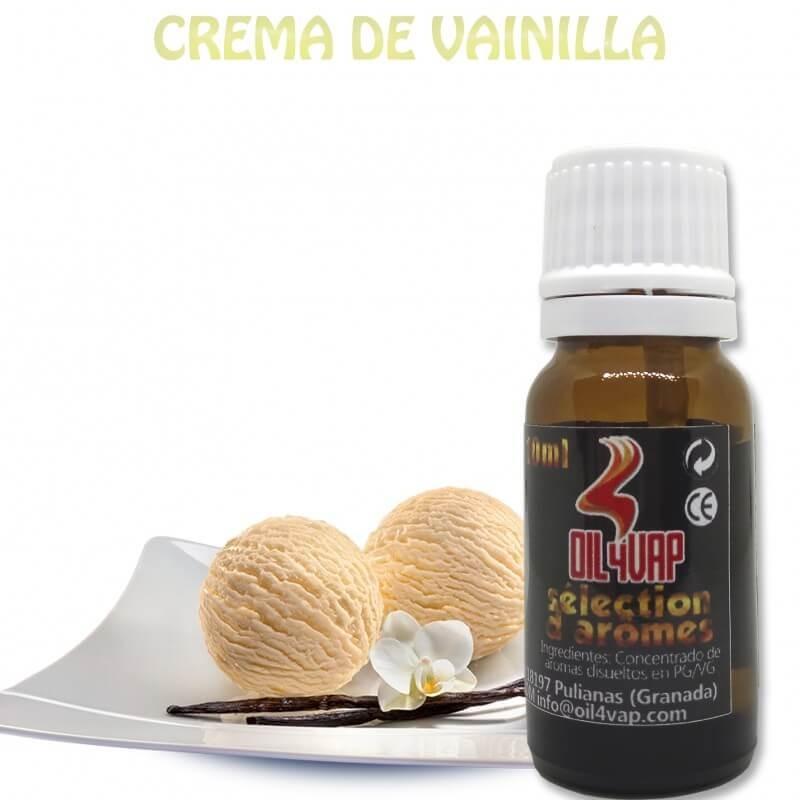 Aroma Oil4vap CREMA DE VAINILLA