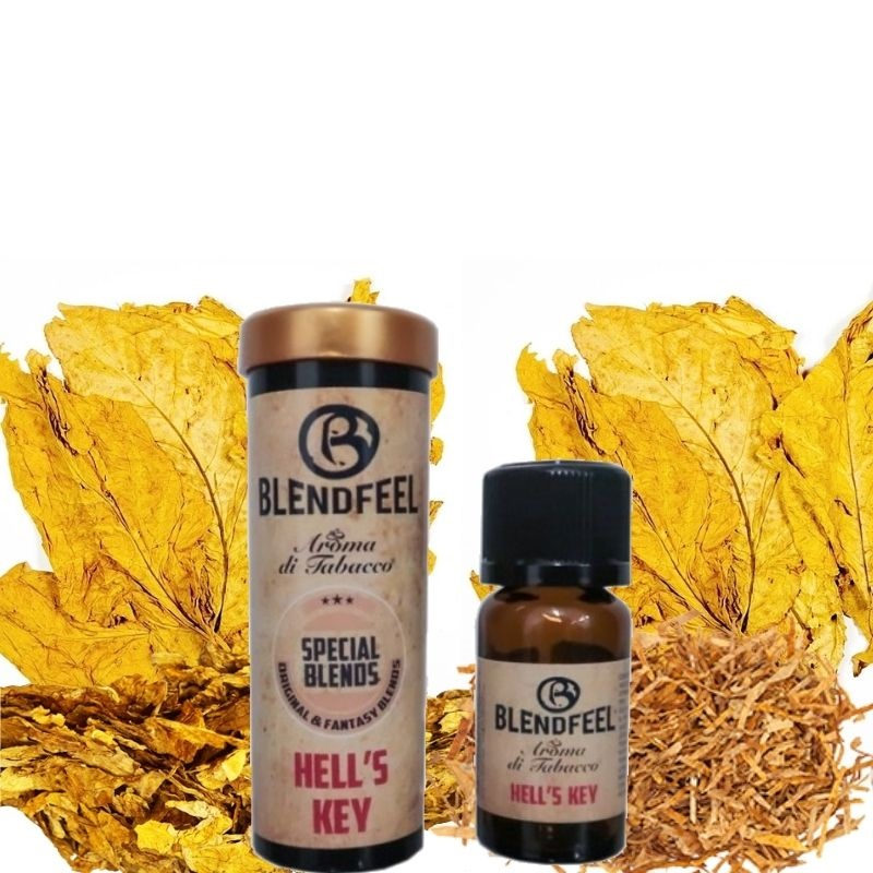 AROMA BLENDFEEL Special Blend  HELL´S KEY