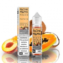 Pachamama - PEACH PAPAYA COCONUT CREAM - 50 ml
