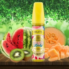 DINNER LADY FRUITS- MELON TWIST 50ml