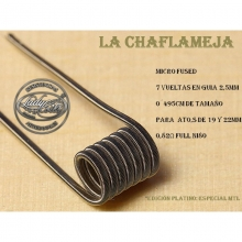 Lady Coils  CHAFLAMEJA MICROFUSED 0.82