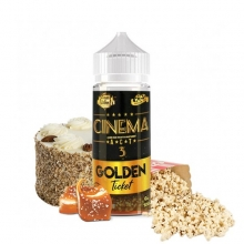 CLOUDS OF ICARUS - CINEMA GOLDEN TICKET *C *T  3 100ML