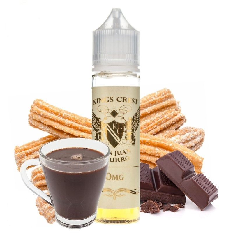 King Crest  DON JUAN CHURRO 50 ml