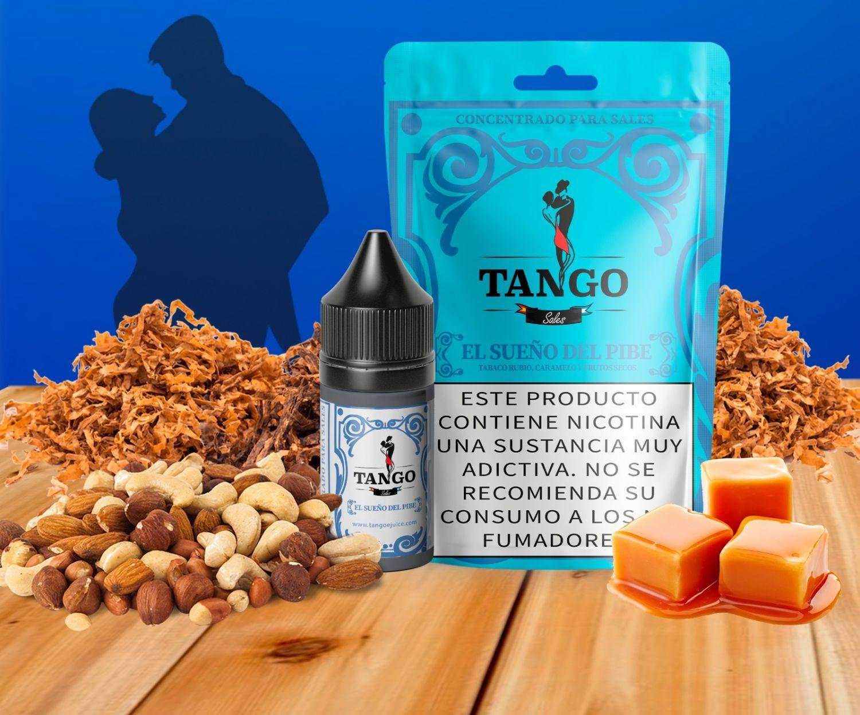 Pack SALES Tango Ejuice SUEÑO DEL PIBE