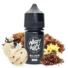 Aroma Nasty Juice- TOBACCO SILVER BLEND  30ml