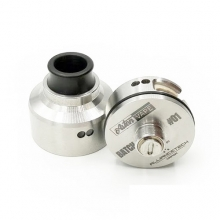 AllianceTech  Vapor RDA ASTON 22 Acero