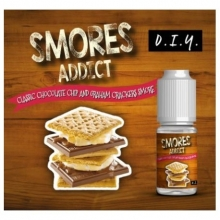 Aroma Smores Addict - CLASSIC CHOCOLATE CHIP AND GRAHAM CRACKERS