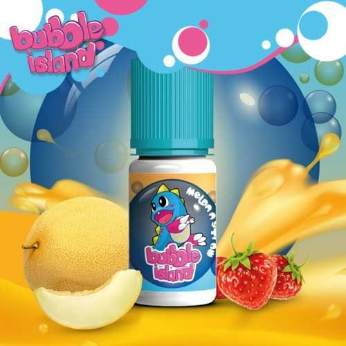 Aroma Bubble Island - MELÓN & STRAWBERRY
