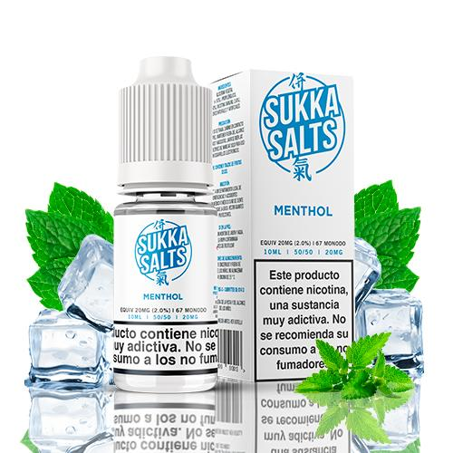Sukka Salts Menthol 10ml 10MG