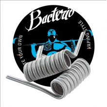 Bacterio Coils Ink Ka1+Ni80 Stacked 0.30 Ohm